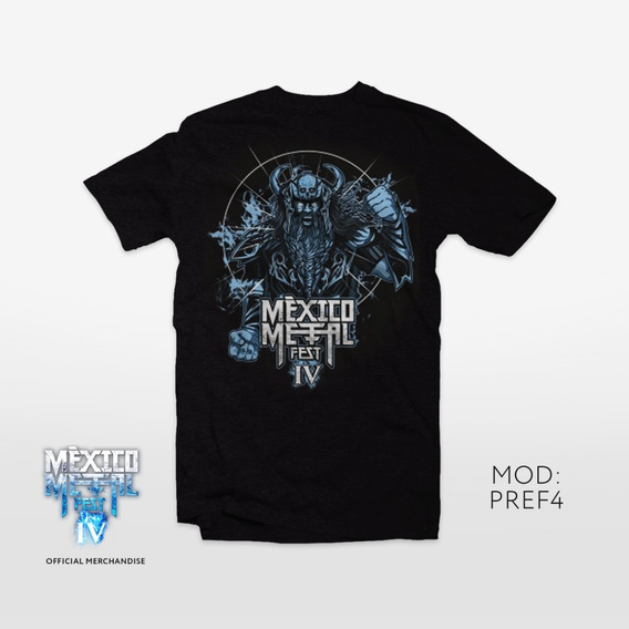Playera Preferente Metal 4