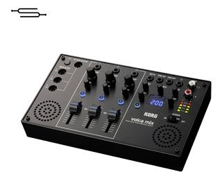 Mixer Analogico Korg Volca Mix Para Serie Sintetizadores