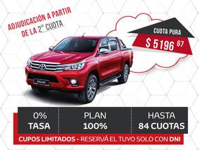 Plan Toyota Hilux 4x2 70/30 - Villa Tesei