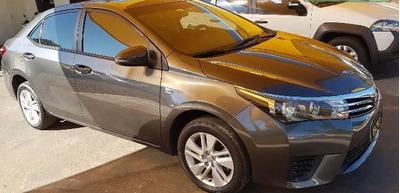 Toyota Corolla 1.8 16v Gli Flex Multi-drive 4p