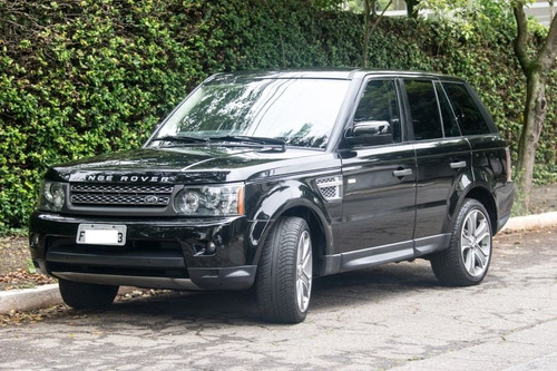 Range Rover Sport 5.0 Supercharged 510cv Discovery Evoque