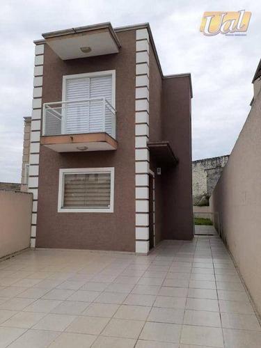 Sobrado À Venda, 102 M² Por R$ 470.000,00 - Jardim América - Atibaia/sp - So1177