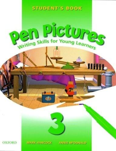 Pen Pictures 3 - Book - Hancock Mark