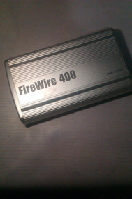Disco Duro Portatl Fire Wire 400