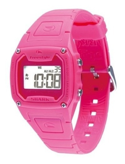 Relógio Freestyle Fs81331 Shark Classic Pink