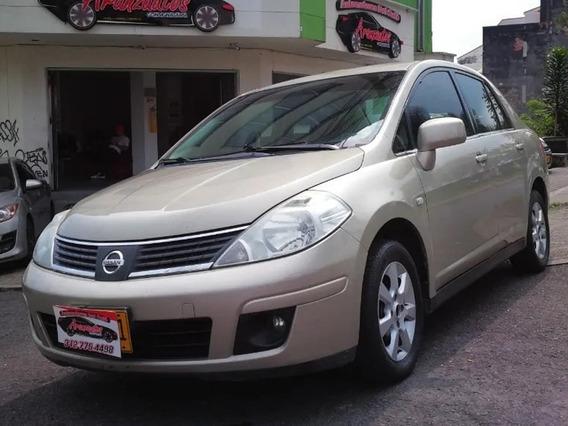 Nissan Tiida Premium Mod 2009 Mec