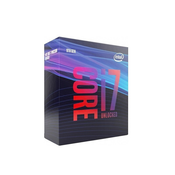 Processador Intel Core I7-9700k Coffee Lake 3.60 Ghz 12mb