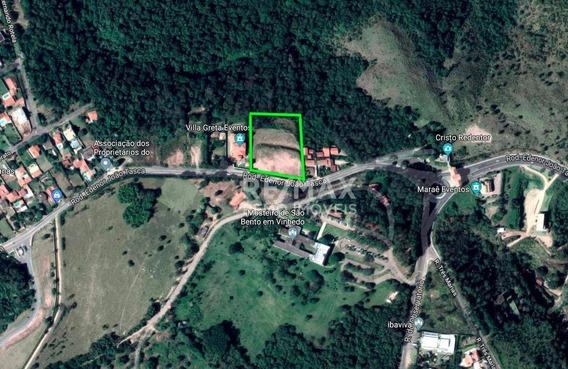 Área Comercial À Venda, Caixa D´água, Vinhedo. - Ar0197