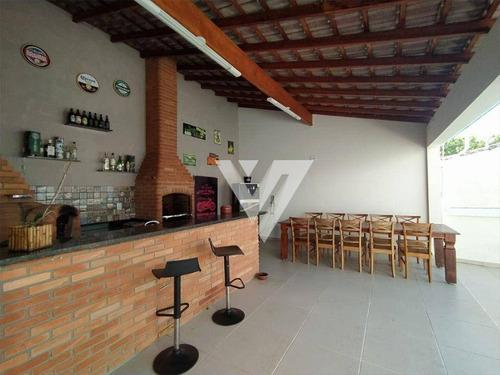 Imagem 1 de 16 de Casa Com 3 Dormitórios À Venda, 187 M² Por R$ 550.000,00 - Jardim Ipê - Sorocaba/sp - Ca1898