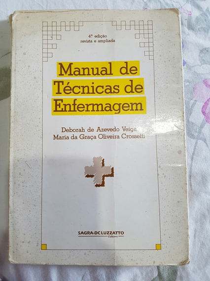 Manual De Técnicas De Enfermagem Deborah De Azevedo