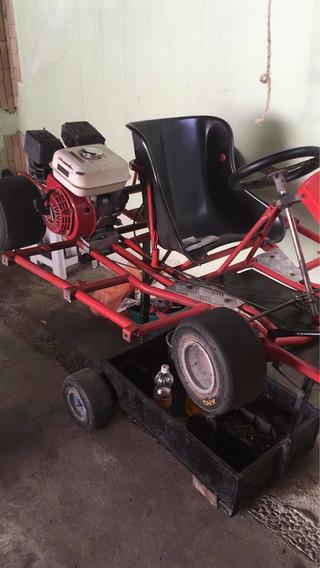8 Karts + Itens De Reposição, Reparo E Manutenção