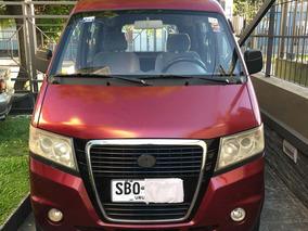 Gonow Mini Van Way 2012
