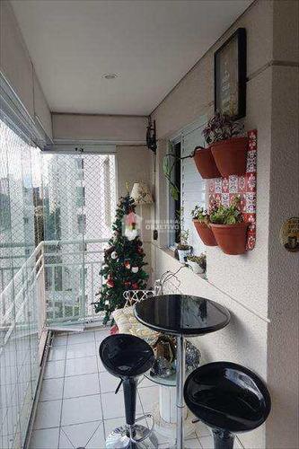 Imagem 1 de 14 de Apartamento Com 3 Dorms, Portal Do Morumbi, São Paulo - R$ 700 Mil, Cod: 2793 - V2793