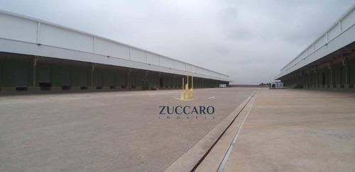 Condomínio Logístico Para Locação Em  Arujá - Ga1641