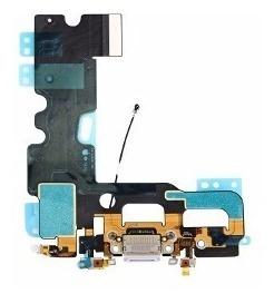 Flex Centro De Carga iPhone 7 7g Blanco