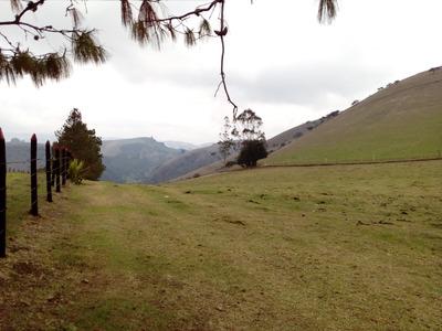 Lote Campestre En Chocontá En La Sabana De Bogota.