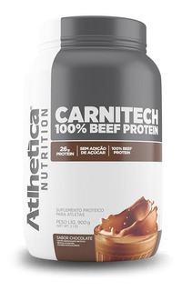 Carnitech (900g) Atlhetica Nutrition