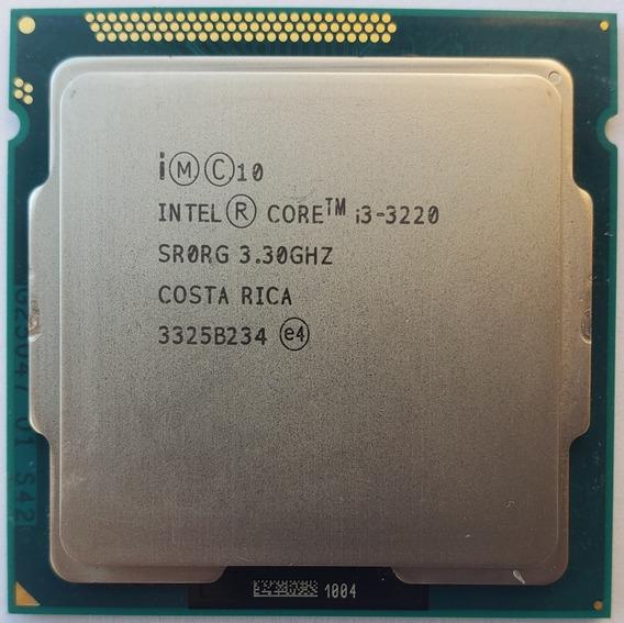 Procesador Intel Core I3-3220 3.30ghz 3era Gen 1155