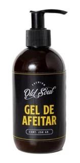 Gel Para Afeitar Old Soul 250gr Shaving Barberia Navaja