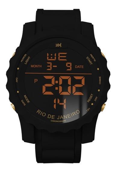 Relógio 18k Ronaldinho