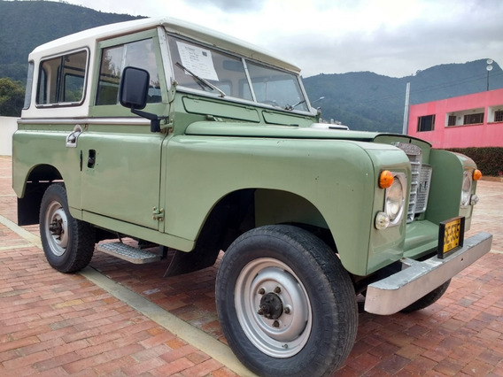 Land Rover Santana 1963