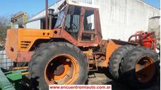 Tractor Zanello 417 Dual Mb 1518 Caja Zf Agro-maq