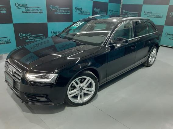 Audi A4 1.8 Tfsi Ambiente Avant Gasolina 4p Multitronic