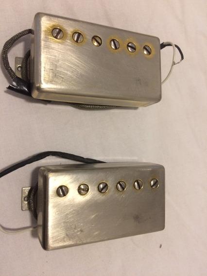 Par Captadores Gibson 490r 498t Com Cover