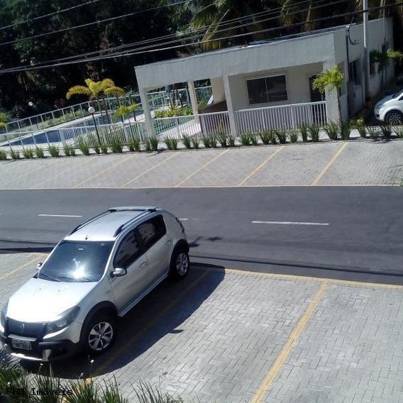 Apartamento Para Venda Em Rio De Janeiro, Campo Grande, 2 Dormitórios, 1 Banheiro, 1 Vaga - Fhm6586