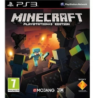 Minecraft Ps3 Digital Juego Completo