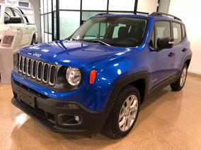 * Jeep Renegade 1.8 Sport/tomamos Tu Usado/100% Financiado