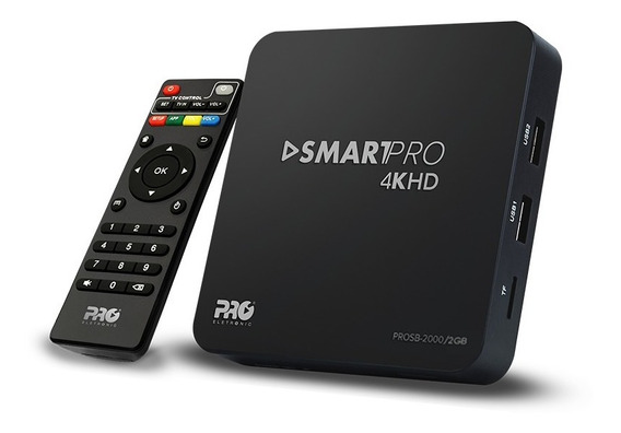 Smart Tv Box Receptor 2gb Android 7,1 Fullhd Youtube Netflix