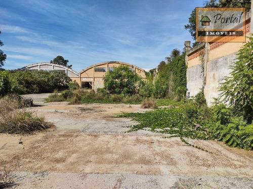 Imagem 1 de 13 de Terreno À Venda, 28000 M² Por R$ 15.000.000,00 - Vila Tavares - Campo Limpo Paulista/sp - Te0158