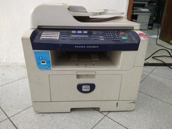 Impressora Multifuncional Xerox Phaser 3300 Funcionando
