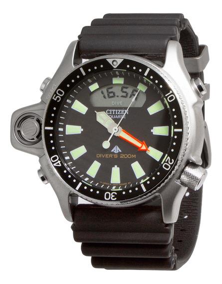 Relógio Citizen Aqualand Masculino Jp2000-08e/tz10137t