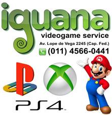 Service Reparacion Consolas Playstation Ps4 Ps3 Ps2 Xbox360