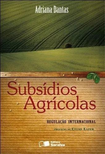 Subsídios Agricolas