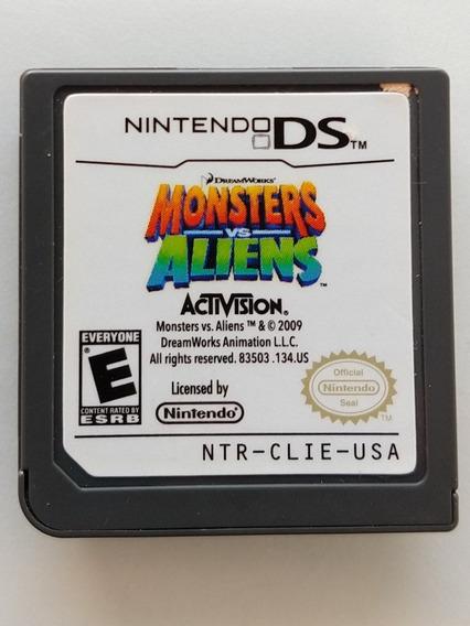 Monsters Vs Aliens, Ds