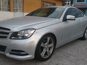 Mercedes-benz Clase C 180 Coupe 2013