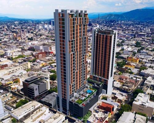 Imagen 1 de 9 de Pre Venta Departamento, Zona Centro De Monterrey - Barrio W