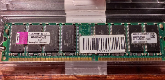 Memoria Ram Ddr 400 1gb Usado