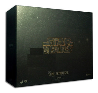 Hot Toys 1/6 Dx07 Star Wars Luke Skywalker Bespin Outfi