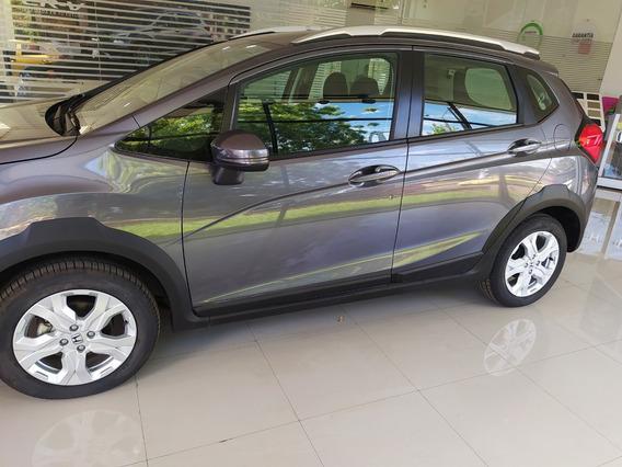 Honda Wrv Lx Mt Acero Moderno 0km 2020