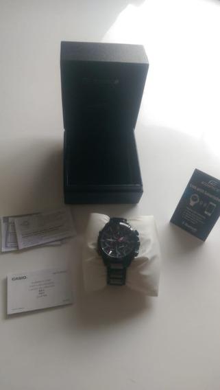 Relógio Casio Edifice Bluetooth Smart Eqb-500dc Original