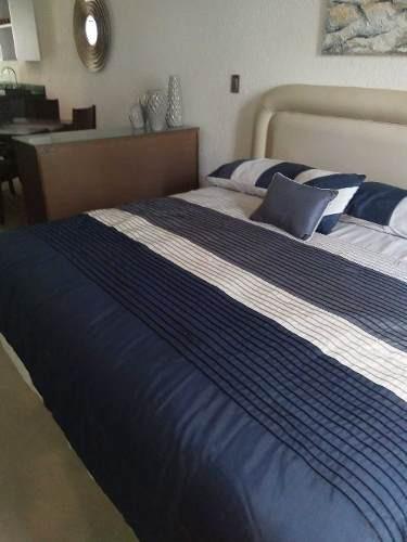 Rento Apartamento Amueblado En La Condesa