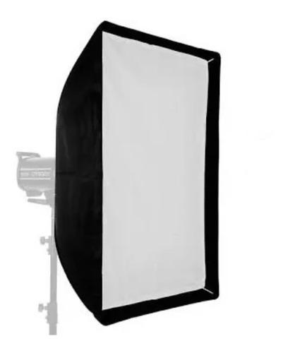 Softbox Montura Bowens Caja De Luz Suavizadora 60x90cm