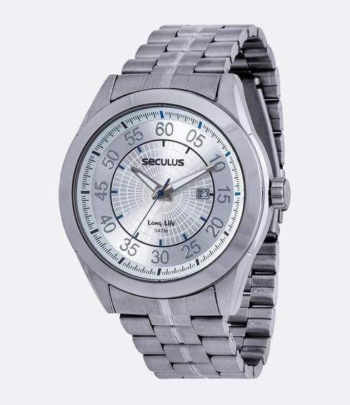Relógio Seculus Mod.20337g0svna2. *frete Grátis*