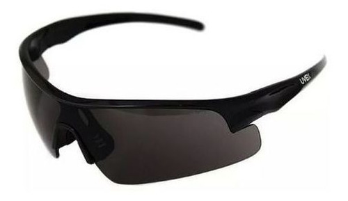 Óculos Balístico Honeywell Uvex Cinza Original Antiembaçante