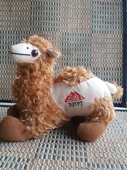 Camelo Pelucia 23cm