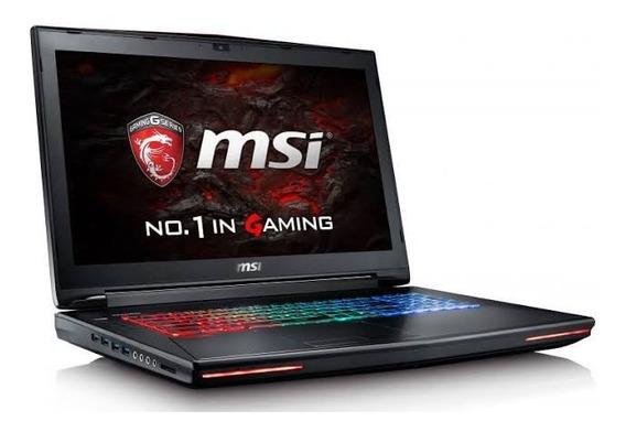 Tela Gamer 17,3 Ips 144 Hz Notebook Msi Gt 72vr
